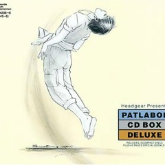 PATLABOR CD BOX DELUXE CD3
