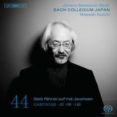 Bach - Cantatas Vol 44 CD2