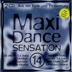 Maxi Dance Sensation 14 (CD2)