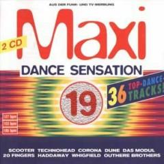 Maxi Dance Sensation 19 (CD1)