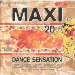 Maxi Dance Sensation 20 (CD2)