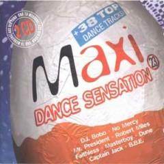 Maxi Dance Sensation 23 (CD1)