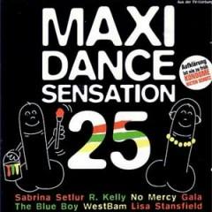 Maxi Dance Sensation 25 (CD1)