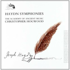 Haydn Symphonies Volume IX (CD3) - Christopher Hogwood