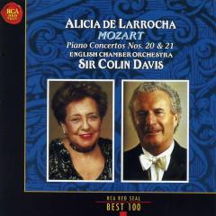 Mozart Piano Concertos Nos 20 & 21