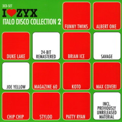 I Love ZYX Italo Disco Collection 2 cd1