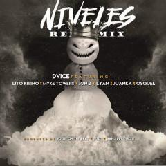 Niveles (Remix) (Single) - Dvice, Lito Kirino, Myke Towers, Jon Z, Lyan, Juanka, Osquel