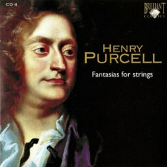Henry Purcell - Complete Chamber Music CD 4 - Fantasias For strings - Pieter-Jan Belder,Musica Amphion
