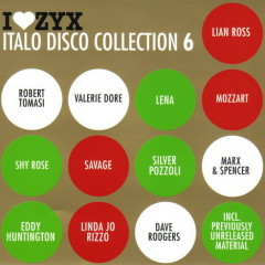 I Love ZYX Italo Disco Collection 6 cd2