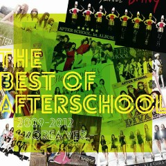 The Best Of After School 2009 – 2012 (Korea Ver.) - After School