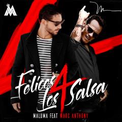 Felices Los 4 (Salsa Version) (Single)
