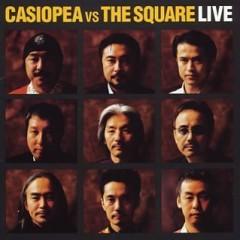 Casiopea vs. The Square Live