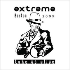Take Us Alive (CD1) - Extreme