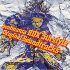 beatmania IIDX 5th style Original Soundtracks CD1