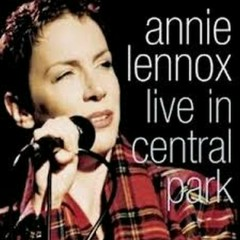 Live In Central Park - Annie Lennox