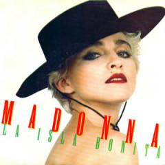 La Isla Bonita Super Mix EP (Japan 5'' CDS - Australia) - Madonna