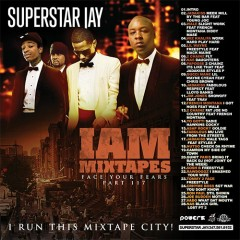 I Am Mixtapes 117 (CD1)