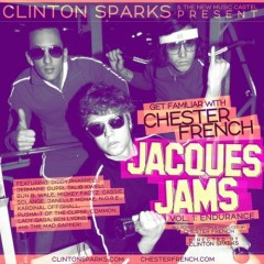 Jacques Jams (CD1) - Chester French