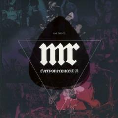 Everyone Concert 01 (Dics 3) - Mr.