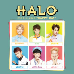 HAPPY DAY (Mini Album) - HaLo