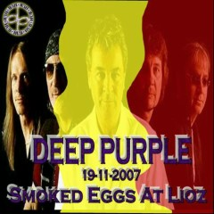 Smoked Eggs At Lioz (Liege Belgium) (CD2) - Deep Purple