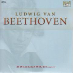 Complete Works CD 082 26 Welsh Songs WoO 155 complete No.2