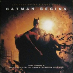 Batman Begins (CD1) - Hans Zimmer,James Newton Howard