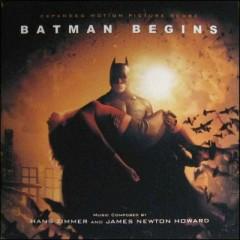 Batman Begins (CD2) - Hans Zimmer,James Newton Howard