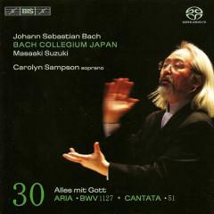 Bach - Cantatas Vol 30