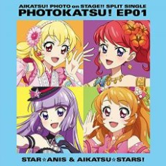 Aikatsu! Photo on Stage!! EP 01 - STAR☆ANIS,AIKATSU☆STARS!
