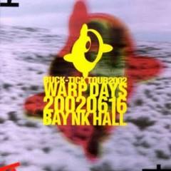 WARP DAYS BAY NK HALL (Live album) CD1 - Buck-Tick