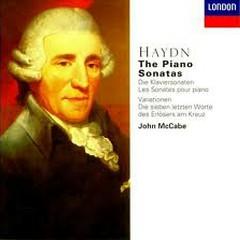 Haydn: The Complete Piano Sonatas CD8