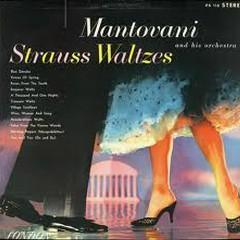 Strauss Waltzes - Mantovani