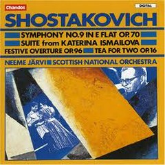 Shostakovitch:The Symphonies CD7
