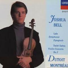 Joshua Bell: Saint-Saens Violin Concerto No.3