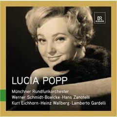 Great Singers Live: Lucia Popp
