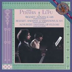 Mozart: Sonata, K.448; Schubert: Fantasia, Op. 103, D.940 - Murray Perahia,Radu Lupu