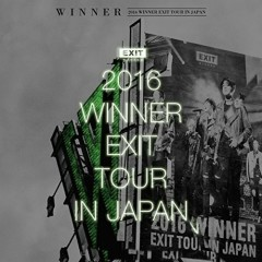 2016 WINNER EXIT TOUR IN JAPAN