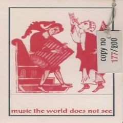 Music The World Does Not See - Księżyc