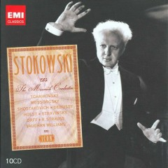 The Maverick Conductor (CD2) - Leopold Stokowski