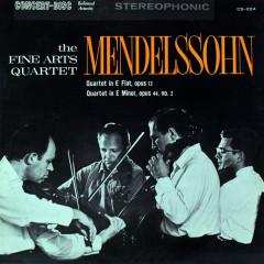 Mendelssohn - The Fine Arts Quartet