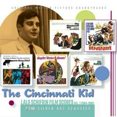 The Cincinnati Kid Lalo Schifrin Film Scores Vol.1 (CD3)(Pt.1)