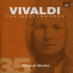 Vivaldi - The Masterworks CD 35