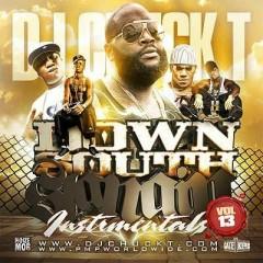Down South Slangin Instrumentals, Vol. 13 (CD2)