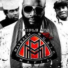 Triple M's (CD2) - Rick Ross,Meek Mill,Wale