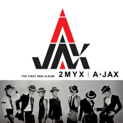 A-JAX 1st Mini Album - A-JAX