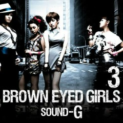 Sound G (CD1) - Brown Eyed Girls