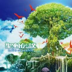 Seiken Densetsu RISE of MANA Original Soundtrack