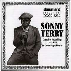 Complete Recordings 1938-1945 In Chronological Order (CD 2) - Sonny Terry