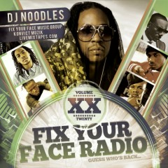 Fix Your Face Radio 20 (CD1)